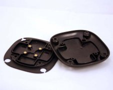 <b>Insert Molded GPS Cover for electronic</b>